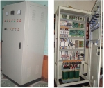 DC power supply cabinet